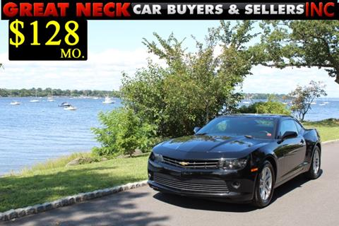 2015 Chevrolet Camaro for sale in Great Neck, NY