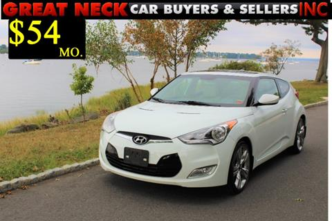 2012 Hyundai Veloster for sale in Great Neck, NY