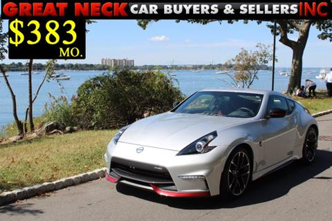 2016 Nissan 370Z for sale in Great Neck, NY