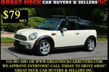 2008 MINI Cooper Clubman for sale in Great Neck, NY