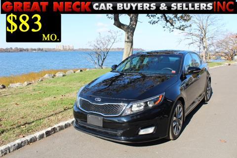 2014 Kia Optima for sale in Great Neck, NY