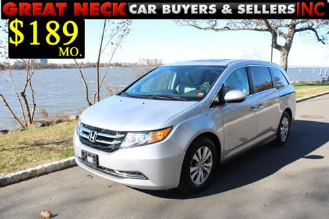 2014 Honda Odyssey for sale in Great Neck, NY