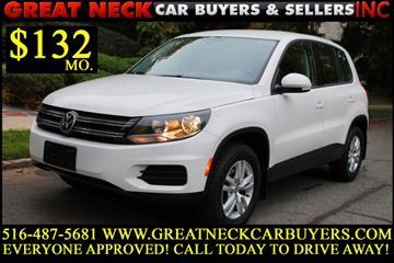 2013 Volkswagen Tiguan for sale in Great Neck, NY