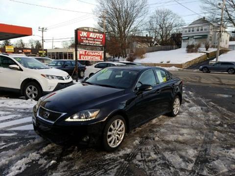 Lexus Is 350 For Sale In Massachusetts Carsforsale Com