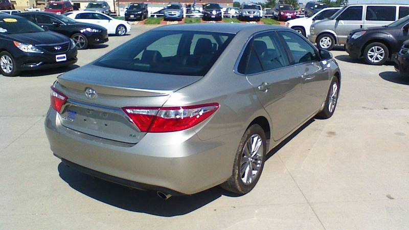 2015 Toyota Camry LE 4dr Sedan In Garden City KS Unique Automotive