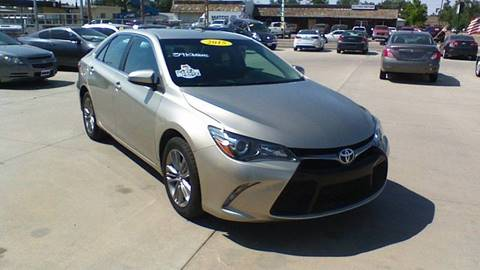 Toyota Camry For Sale in Garden City KS Carsforsalecom