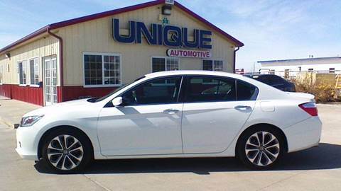garden city honda. 2013 Honda Accord For Sale In Garden City, KS City