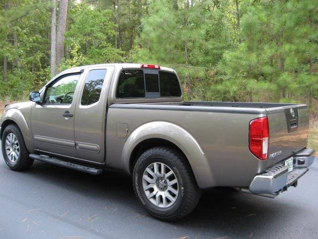 2005 Nissan Frontier 4dr King Cab Le Rwd Sb In Hobe Sound Fl Quik