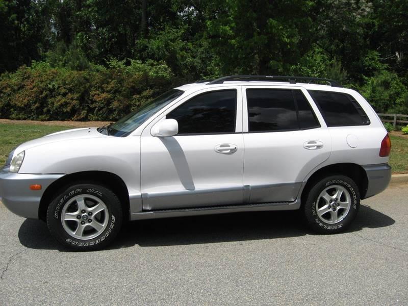 2004 Hyundai Santa Fe GLS 4dr SUV   Hobe Sound FL