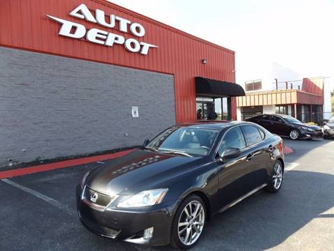 2008 Lexus IS 350 for sale in Madison, TN