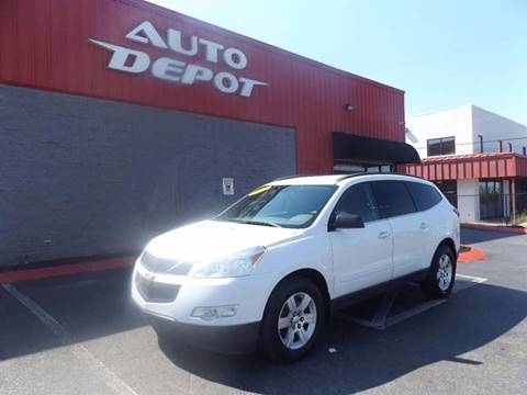 2012 Chevrolet Traverse for sale in Madison, TN