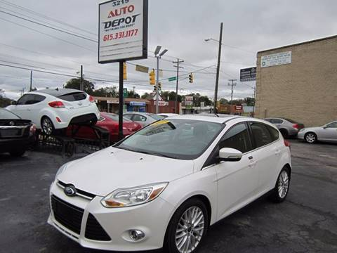 2012 Ford Focus for sale in Nashville, TN