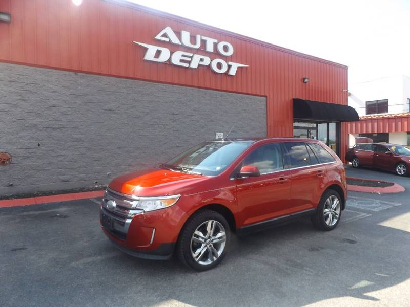 Ford Edge Limited Dr Crossover Nashville Tn