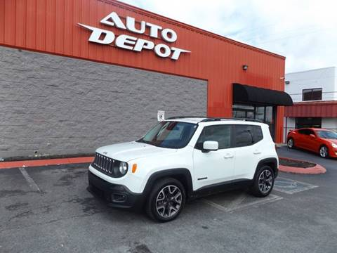 2015 Jeep Renegade for sale in Nashville, TN