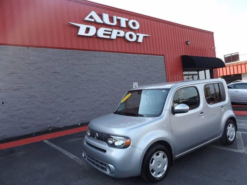 2010 Nissan Cube 18 S 4dr Wagon Cvt In Madison Tn Auto Depot Of