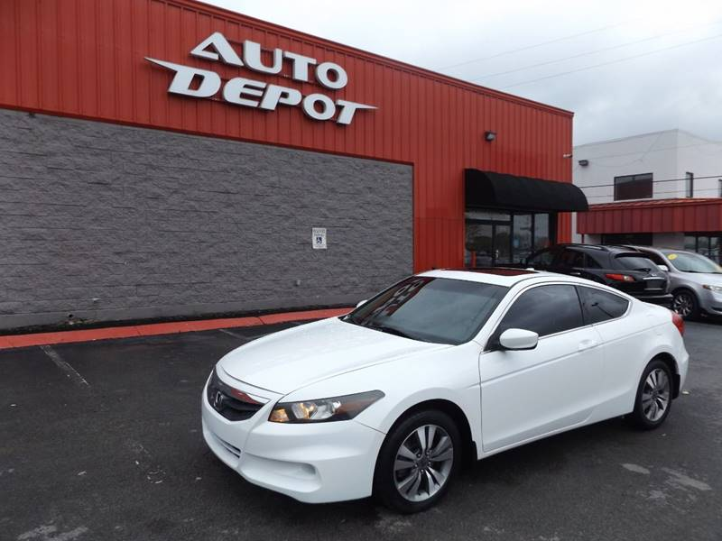 2012 Honda Accord EX L 2dr Coupe   Madison TN