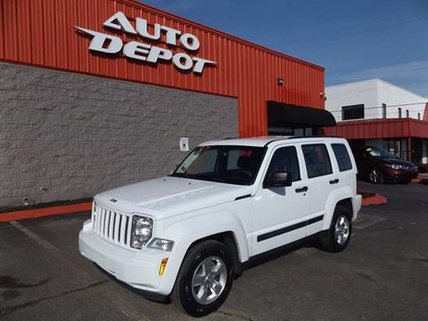 2012 Jeep Liberty for sale in Madison, TN