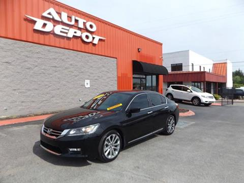 2015 Honda Accord for sale in Madison, TN