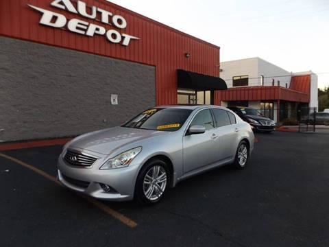 2012 Infiniti G25 Sedan for sale in Madison, TN