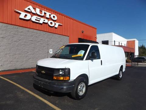 2013 Chevrolet Express Cargo for sale in Madison, TN