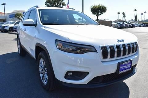 2019 Jeep Cherokee for sale in Hemet, CA