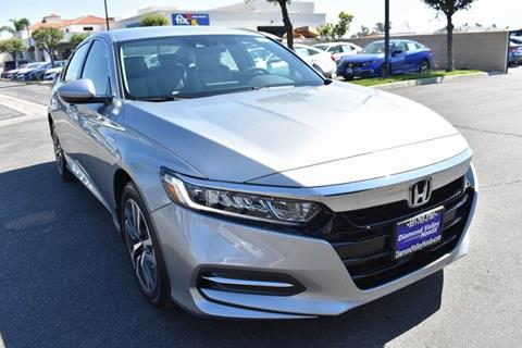 2019 Honda Accord Hybrid for sale in Hemet, CA