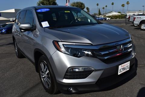 2018 Honda Pilot for sale in Hemet, CA