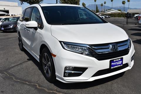 2020 Honda Odyssey for sale in Hemet, CA