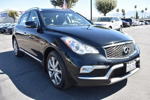 2016 Infiniti QX50 for sale in Hemet, CA