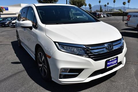 2019 Honda Odyssey for sale in Hemet, CA