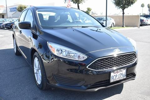 2018 Ford Focus for sale in Hemet, CA