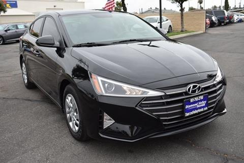 2019 Hyundai Elantra for sale in Hemet, CA