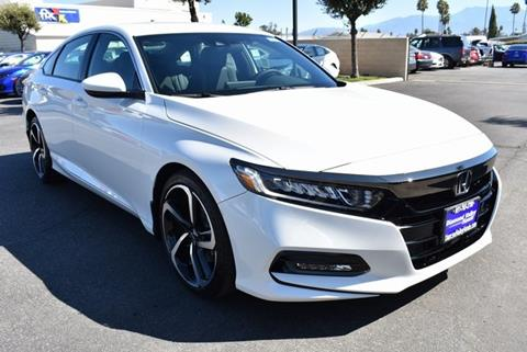 2019 Honda Accord for sale in Hemet, CA