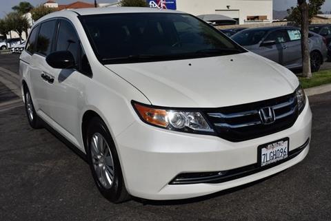 2015 Honda Odyssey for sale in Hemet, CA