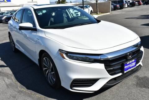 2020 Honda Insight for sale at DIAMOND VALLEY HONDA in Hemet CA