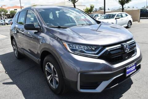 2020 Honda CR-V Hybrid for sale at DIAMOND VALLEY HONDA in Hemet CA