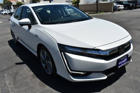 2020 Honda Clarity Plug-In Hybrid for sale at DIAMOND VALLEY HONDA in Hemet CA