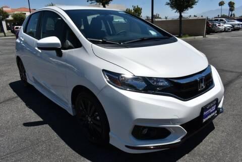 2020 Honda Fit for sale at DIAMOND VALLEY HONDA in Hemet CA