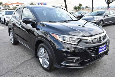 2020 Honda HR-V for sale at DIAMOND VALLEY HONDA in Hemet CA