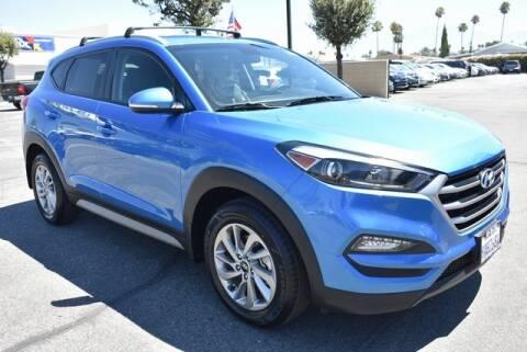 2017 Hyundai Tucson for sale at DIAMOND VALLEY HONDA in Hemet CA
