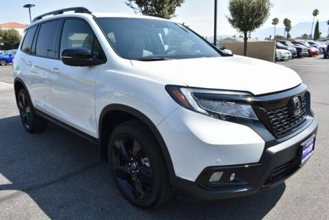 2020 Honda Passport for sale at DIAMOND VALLEY HONDA in Hemet CA