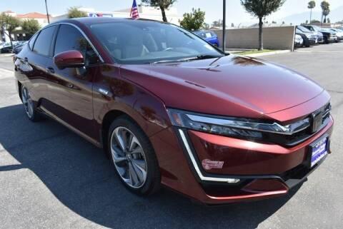 2018 Honda Clarity Plug-In Hybrid for sale at DIAMOND VALLEY HONDA in Hemet CA