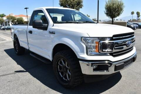 2019 Ford F-150 for sale at DIAMOND VALLEY HONDA in Hemet CA