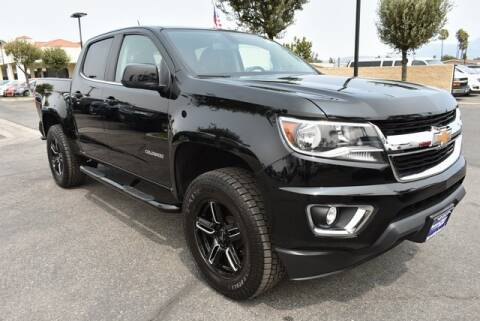 2017 Chevrolet Colorado for sale at DIAMOND VALLEY HONDA in Hemet CA