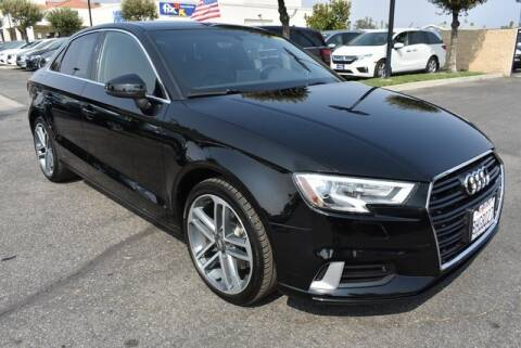 2019 Audi A3 for sale at DIAMOND VALLEY HONDA in Hemet CA