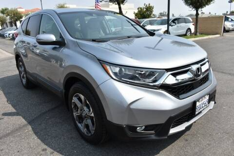 2018 Honda CR-V for sale at DIAMOND VALLEY HONDA in Hemet CA
