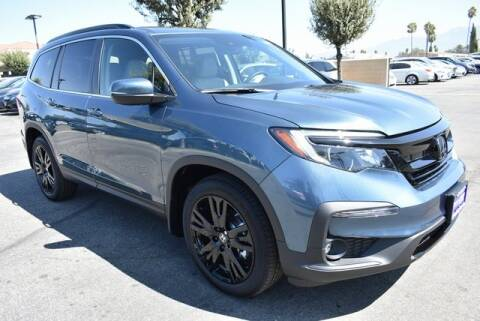 2021 Honda Pilot for sale at DIAMOND VALLEY HONDA in Hemet CA