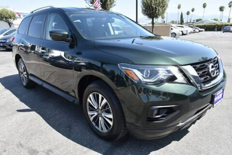 2019 Nissan Pathfinder for sale at DIAMOND VALLEY HONDA in Hemet CA