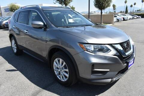 2017 Nissan Rogue for sale at DIAMOND VALLEY HONDA in Hemet CA
