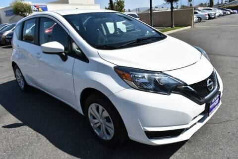 2019 Nissan Versa Note for sale at DIAMOND VALLEY HONDA in Hemet CA